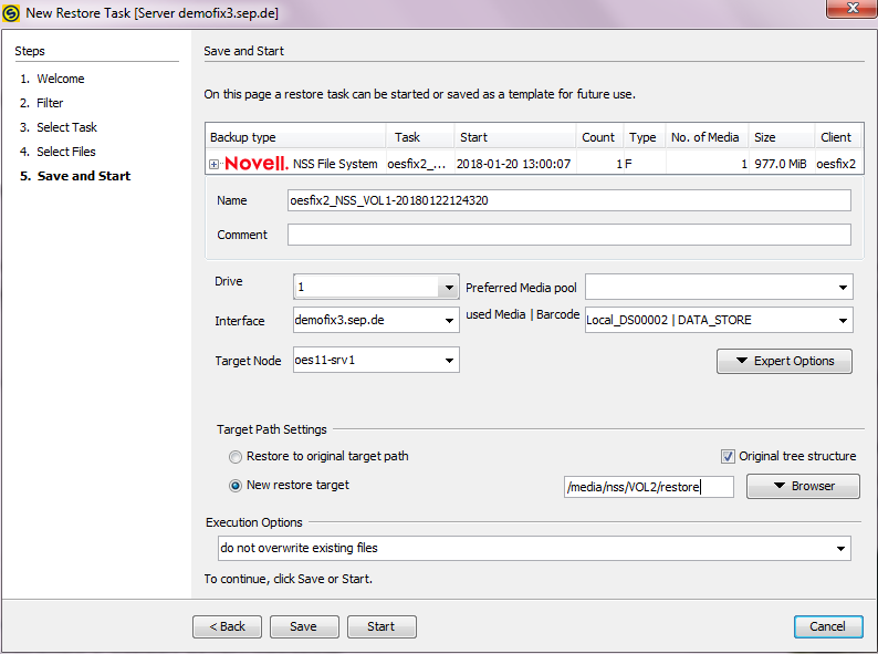 Novell restore path 4.4.3.png